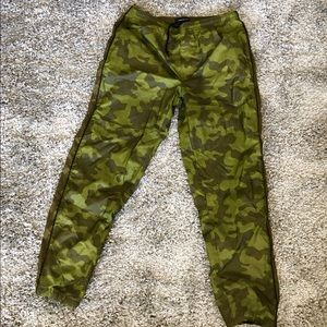 Army Windbreaker Pants